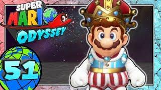 SUPER MARIO ODYSSEY Part 51: König-Mario vor schweren Aufgaben der finsteren Seite