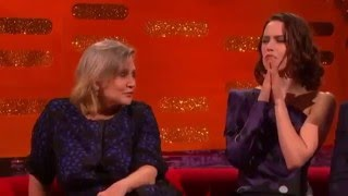 Carrie Fisher warns Daisy Ridley about being a masturbation fantasy
