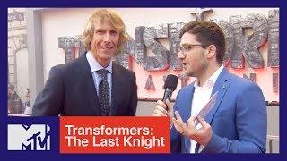 Michael Bay Talks Steven Spielberg & the Transformers Legacy | MTV