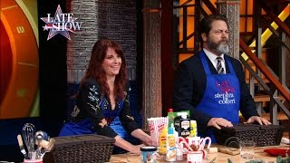 Smooshed: Holiday Edition with Megan Mullally and Nick Offerman