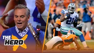 Dallas Cowboys and Green Bay Packers both lose during Week 2 - Colin Cowherd reacts | THE HERD