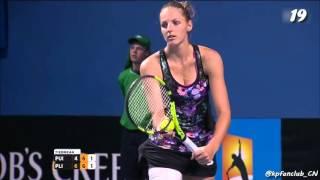31 Aces in one match - Kristyna Pliskova