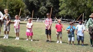 Kids experience SC Militia