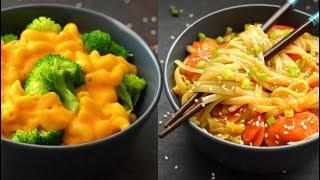 3 Vegan Meals Under 50 Cents (Budget College Meals)