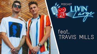 Travis Mills Talks Music, Tattoos & Dating Riverdale