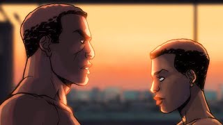 Marvel Knights Animation - Black Panther - Episode 2