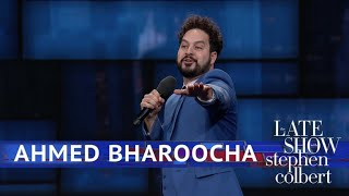 Ahmed Bharoocha Performs Standup