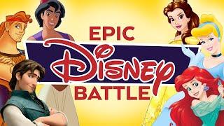 Princesses vs Princes Epic Disney Battle - Peter Hollens