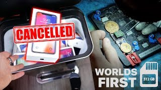 Why Apple Will Cancel iPhone X & Crazy 512GB iPhone Mod!