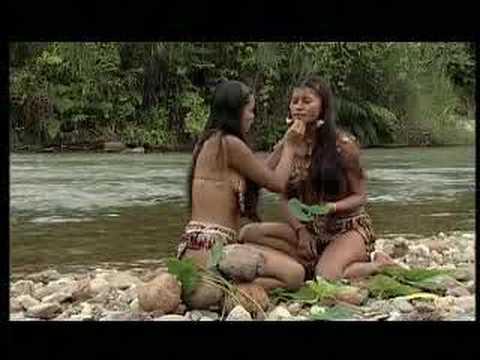 Дикари амазонки видео секс верно!