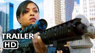 PROUD MARY Official Trailer (2018) Taraji P. Henson, Action Movie HD