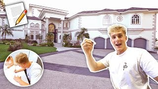 I OFFICIALLY BOUGHT THE HOUSE OF MY DREAMS **MOVING IN**