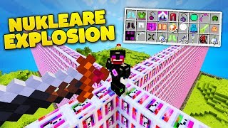 EXTREME NUKLEARE METEOR BOMBE   LUCKY BLOCKS WALL