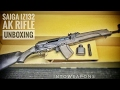 Saiga 7.62x39 AK Rifle:  Unboxing & Over...mp3