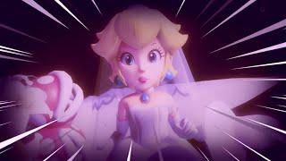 Princess Peach uses her 「STANDO」