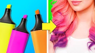 16 UNBELIEVABLE BEAUTY HACKS THAT WILL MAKE YOU SAY WOW