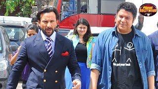 Saif Ali Khan Rejects Sajid Khan