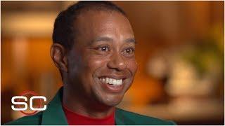 Tiger Woods on winning 2019 Masters: