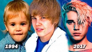 The Evolution of JUSTIN BIEBER from 1994 to 2016 + Bonus Video 2017🔸ღ ☻