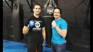 MMA Title Contender Rory MacDonald Talks Dash Sponsorship Ahead of Bellator 192