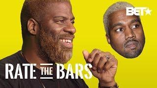 """Old Kanye"" VS ""New Kanye"" w/ Rhymefest    Rate The Bars"