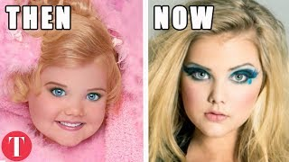 The Cast Of Toddlers And Tiaras ALL GROWN UP