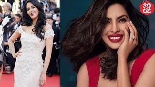 Mallika Walks The Red Carpet At Cannes | Priyanka Chopra Looks Sizzling Hot