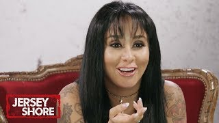 Jersey Shore Cast Reacts To Snooki's OG Casting Tape | Jersey Shore: Family Vacation | MTV