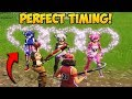 THE MOST PERFECT TIMING! - Fortnite Funn...mp3
