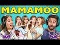 COLLEGE KIDS REACT TO MAMAMOO (K-Pop)mp3