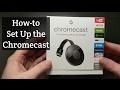 How to Setup the Google Chromecastmp3