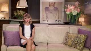 """Taylor Swift talks about """"Welcome to New York"""""""