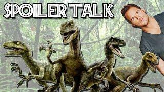 SPOILER TALK - Jurassic World