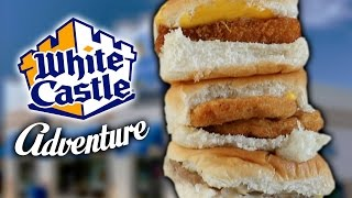 WE GET KICKED OUT OF WHITE CASTLE