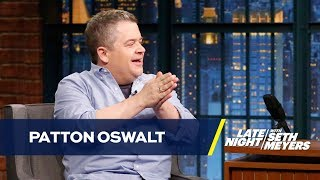 Patton Oswalt Talks About His Comedy Special Annihilation