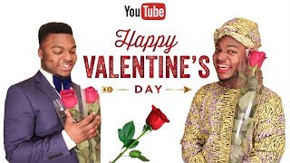 African Home: When You Plan On Going Out On Valentine