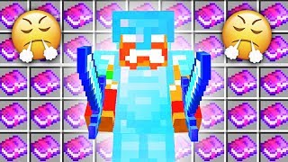 Becoming OVERPOWERED in MINECRAFT (part 5)