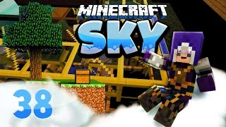 Witchwater Farm! - Minecraft SKY Ep. 38 | VeniCraft