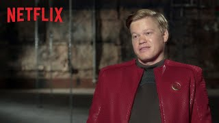 Black Mirror | Featurette: U.S.S. Callister | Netflix