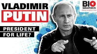 Vladimir Putin - KGB to President... for Life? - Biography