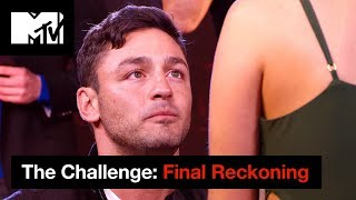 Tony Pops The Big Question 💍 | The Challenge: Final Reckoning | MTV