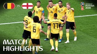 Belgium v England - 2018 FIFA World Cup Russia™ - Play-off for third place
