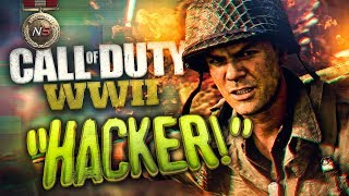 Trash Talker Accuses Me of Hacking on Call of Duty:WW2