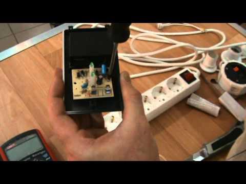 Прибор для остановки электросчетчика своими руками видео