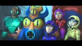 big hero 6 full trailer