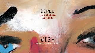 Diplo - Wish (feat. Trippie Redd) (Jarreau Vandal Remix) (Official Audio)