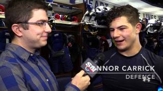Player POV: Leafs on the holidays.