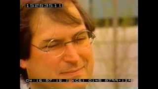 1993 interview re: Paul Rand and Steve Jobs