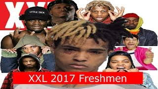 EVERYTHING WRONG WITH THE 2017 XXL FRESHMAN CLASS (Im On That A$$)