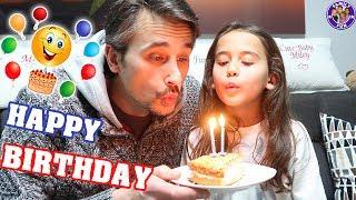 GEBURTSTAGSFEIER mit HINDERNISSEN - Vlog #177 Our life Family Fun